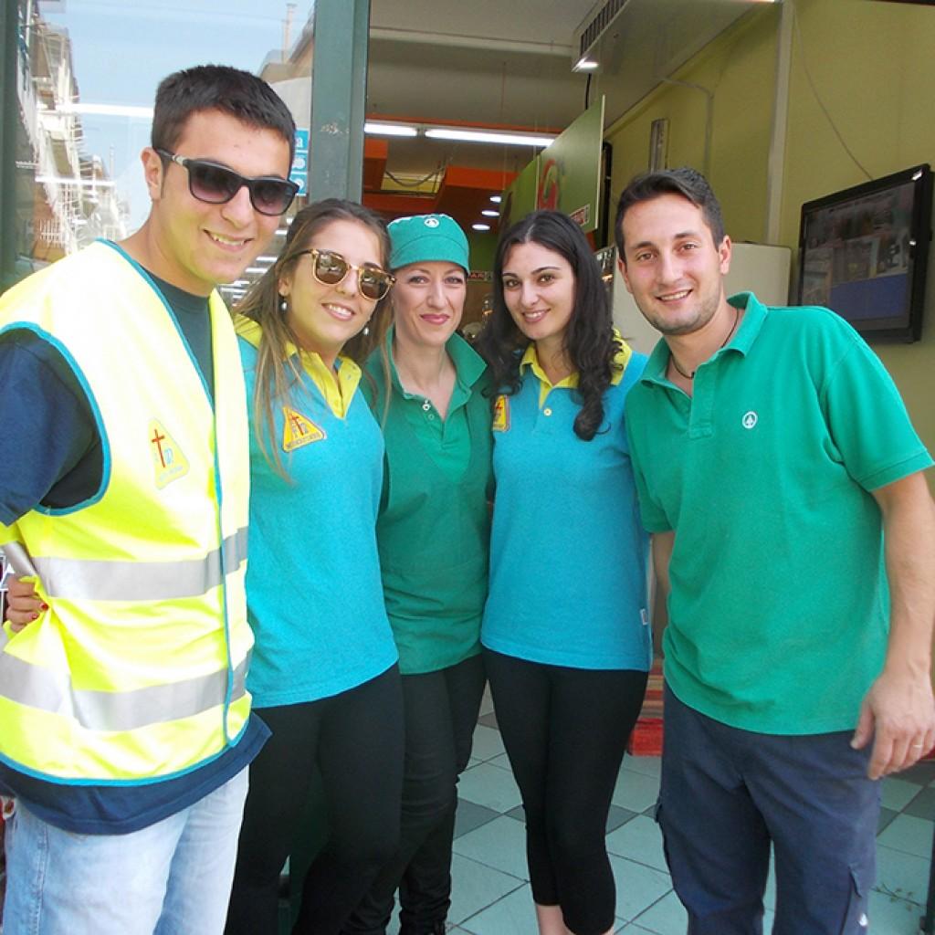 giovani volontariato