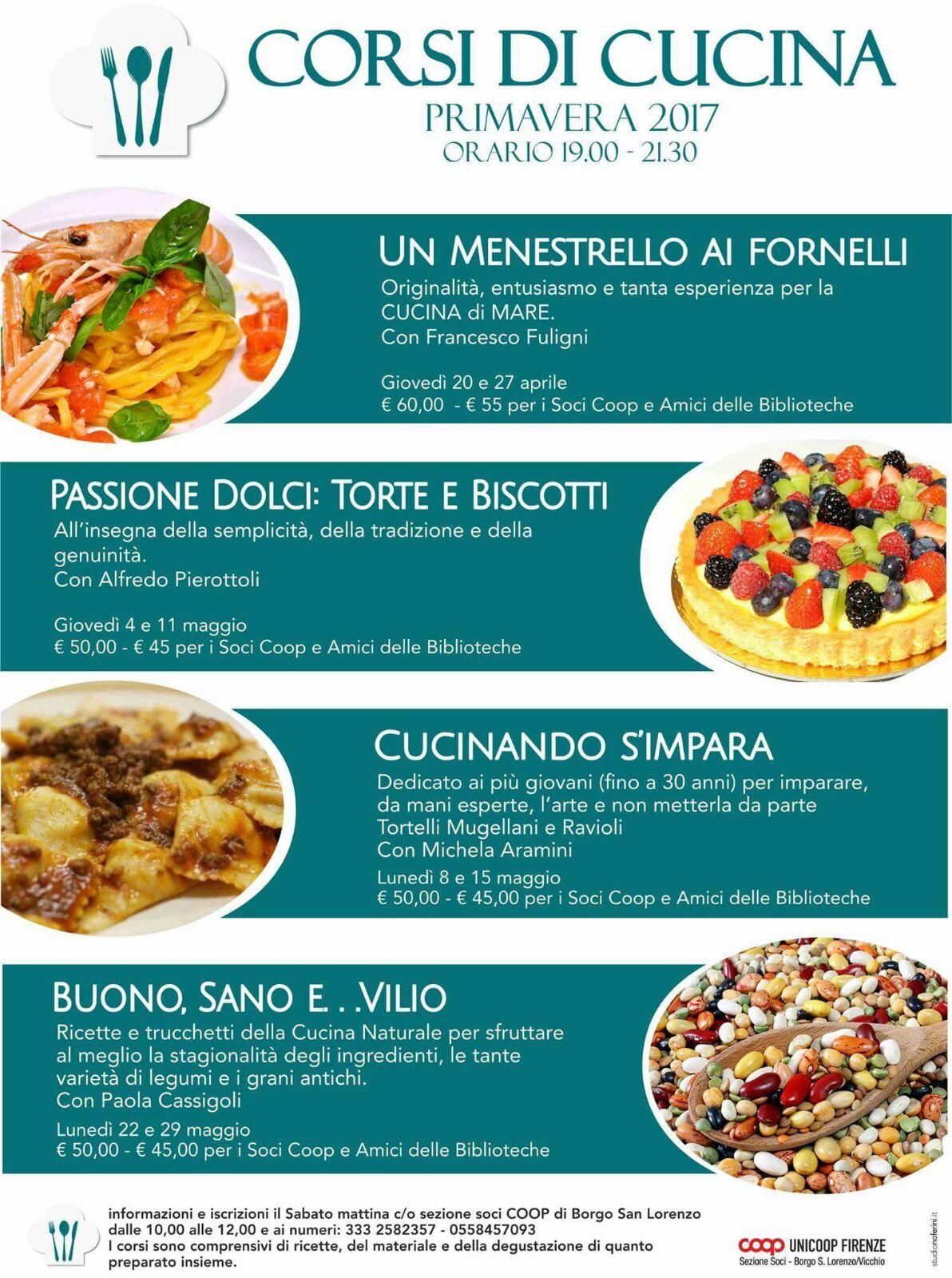 Impariamo a fare tortelli e ravioli un corso di cucina per i giovani mugellani portale - Corso cucina firenze ...